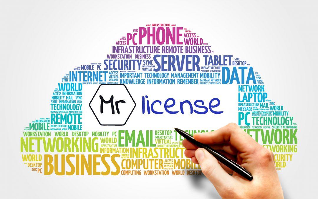لایسنس چیست و چه کاربردی دارد در مستر لایسنس license