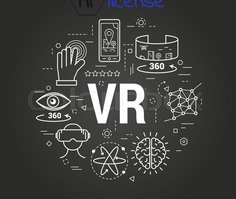 واقعیت مجازی در وب