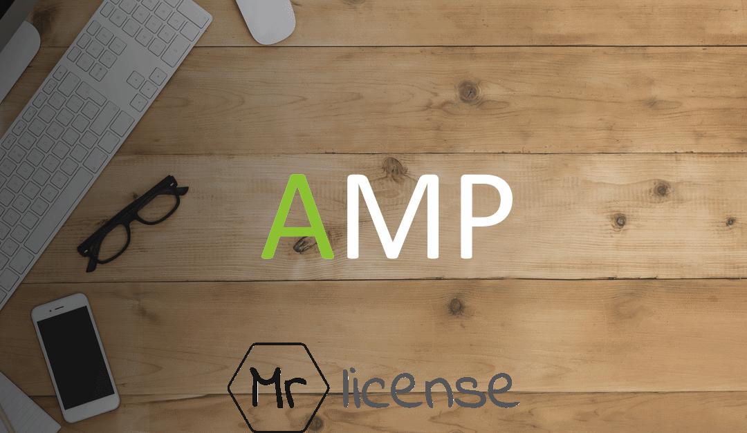 فریم ورک AMP چیست؟